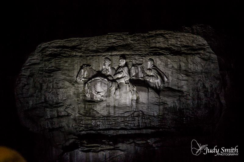 CARVING AT NIGHT